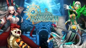 Aura Kingdom, neues Anime MMO Spiel