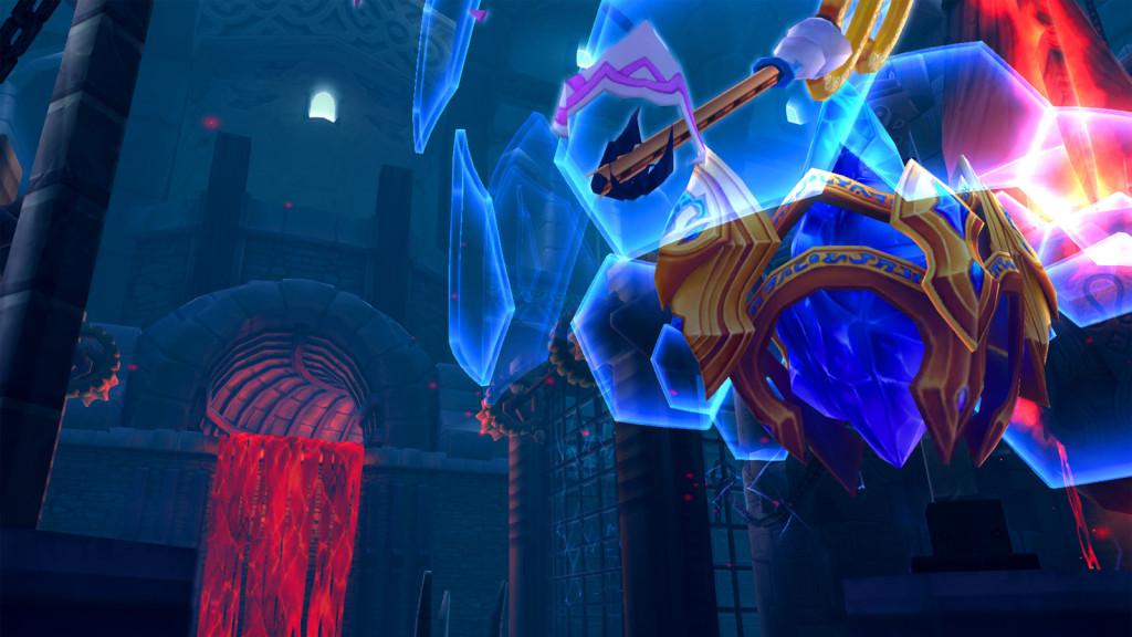 Aura Kingdom Quests im Dimensionskorridor