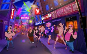 Olivias Show Club BBE