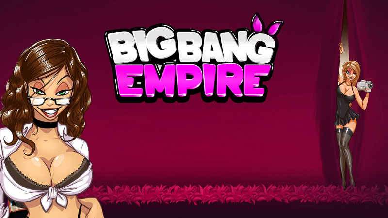 Big Bang Empire, das Sexy Online-Rollenspiel