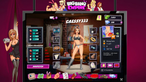 Big Bang Empire, das sexy Onlinegame