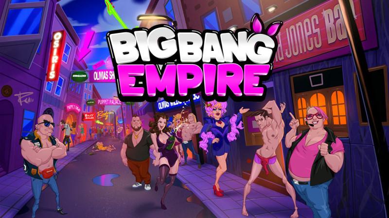 Charity Aktion in Big Bang Empire
