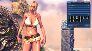 Blade and Soul Charaktererstellung