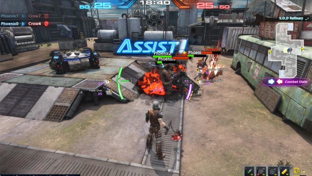 CroNix Online Spiel