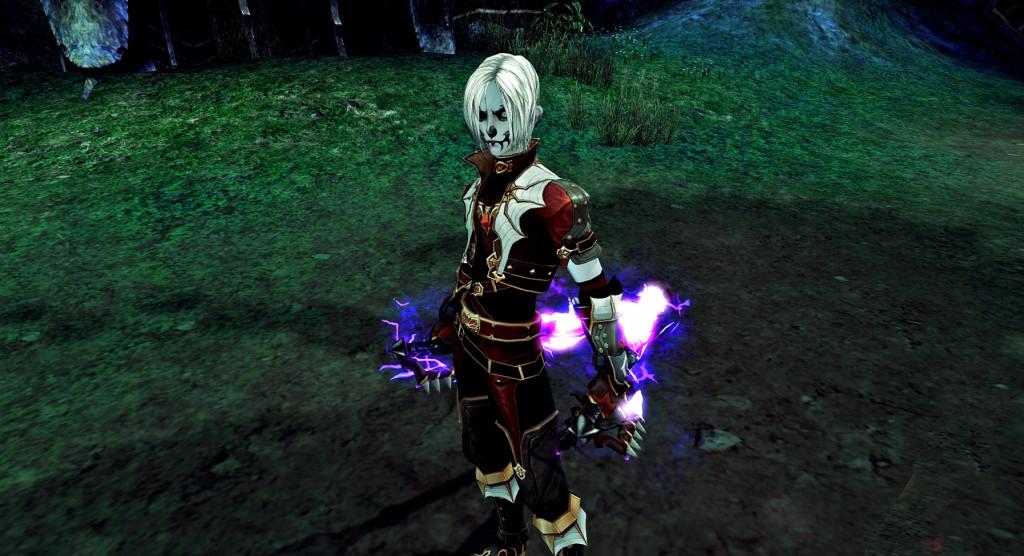 Ein epischer Schurke im MMORPG Echo of Soul