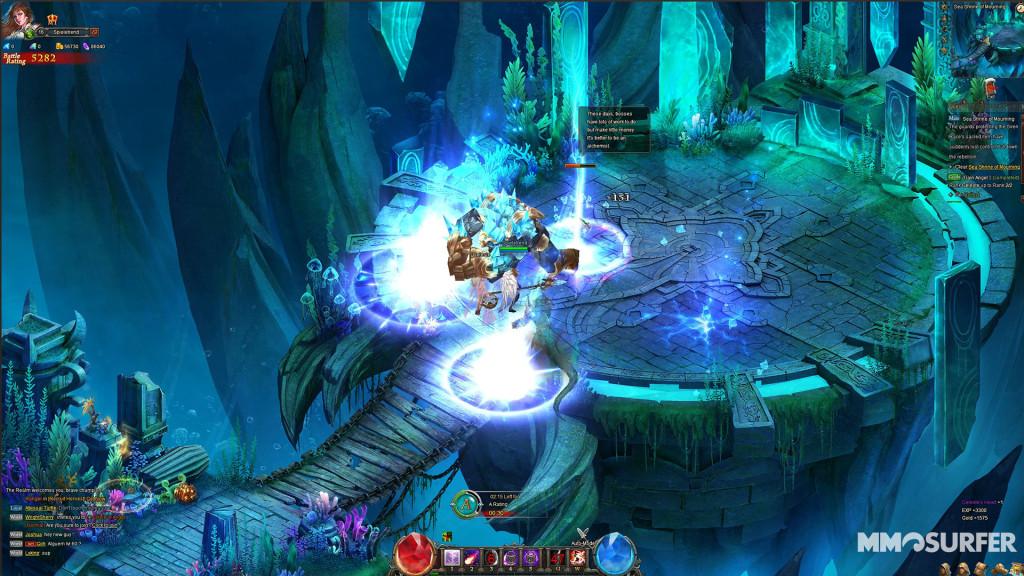 Fantasy Hack'n'Slay-Spiel