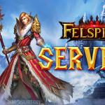 Felspire Serverliste auf Deutsch