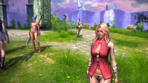 Free2Play MMORPG