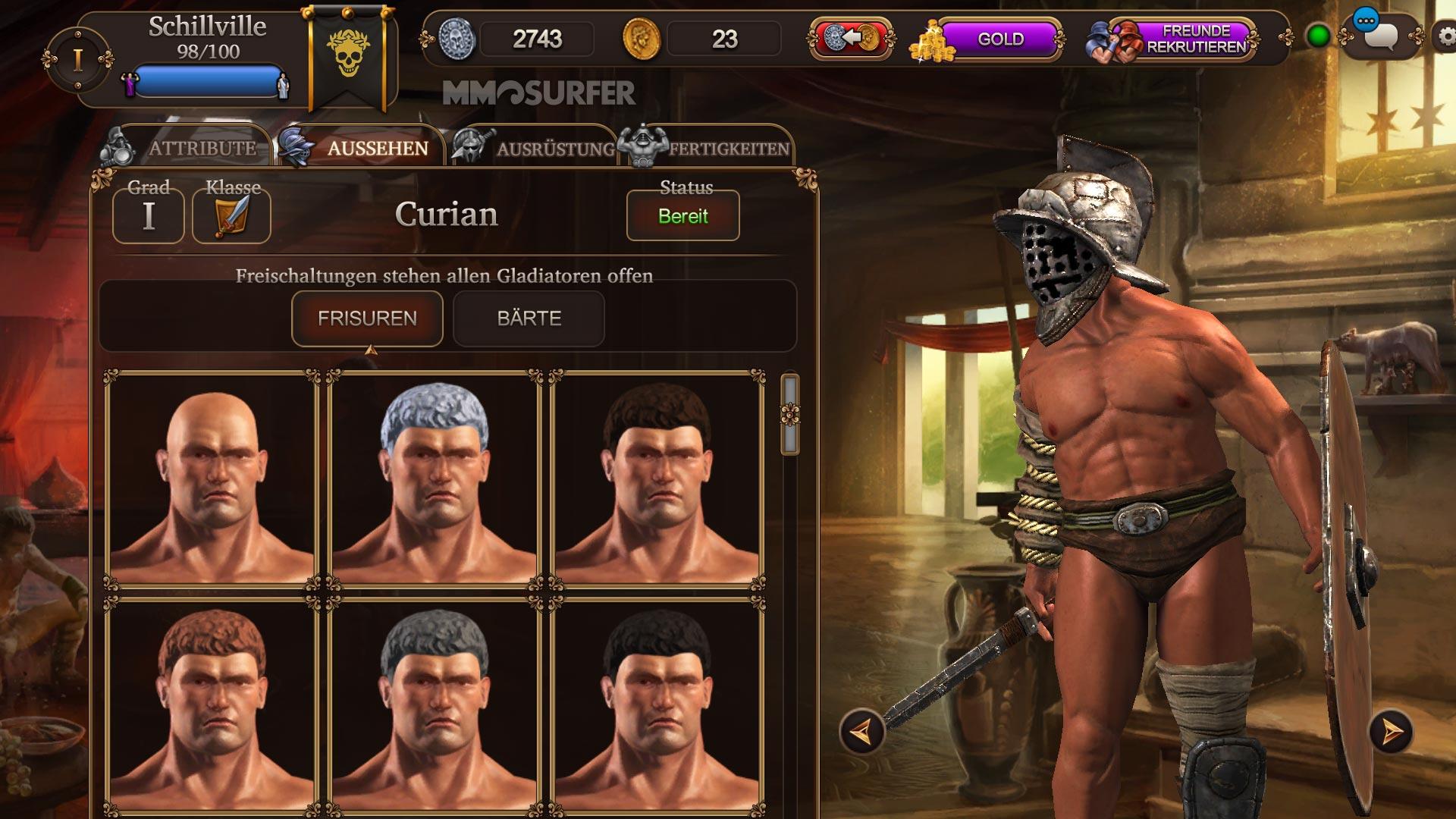 gladiator spiele kostenlos