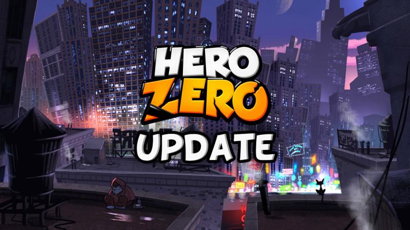 Update bringt neue Gegenstände