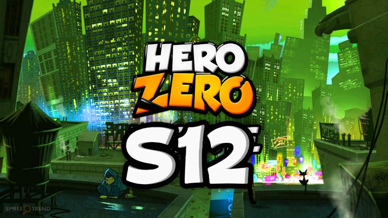HeroZeroGame S12 ist online!