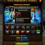 KingsRoad Winterfrost Paket