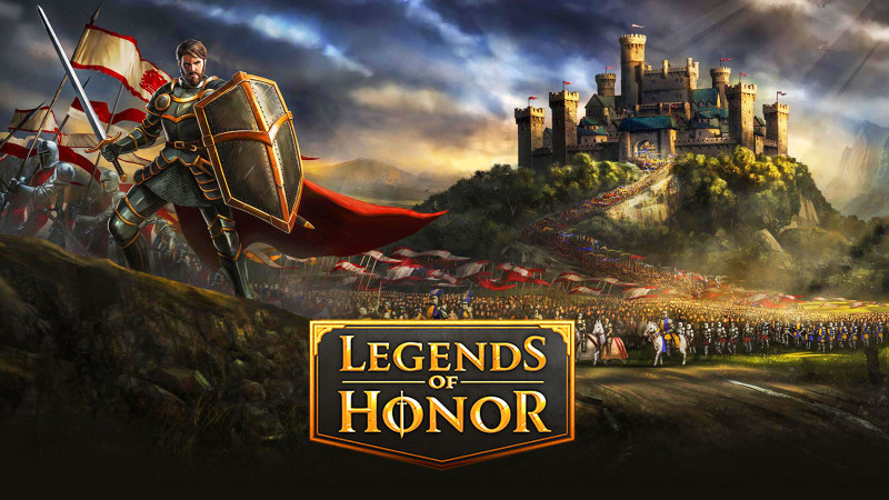 Legends of Honor (LoH) Aufbauspiel