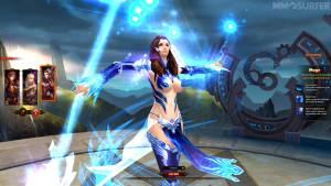Magier im MMORPG 2016
