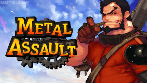 Metal Assault Anime-PvP Spiel