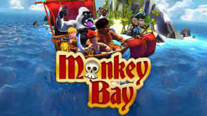 Monkey Bay, ein kostenloses Piratenspiel
