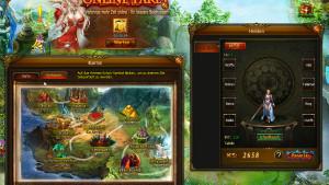 Odyssea das Browser MMO-Rollenspiel