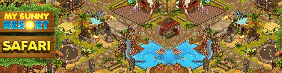 Kostenloses Safari Spiel