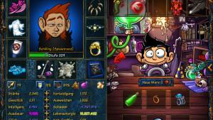 SFGame (Rollenspiel Browsergame)