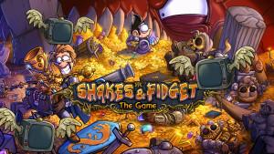 Die Flimmerkiste von Shakes and Fidget