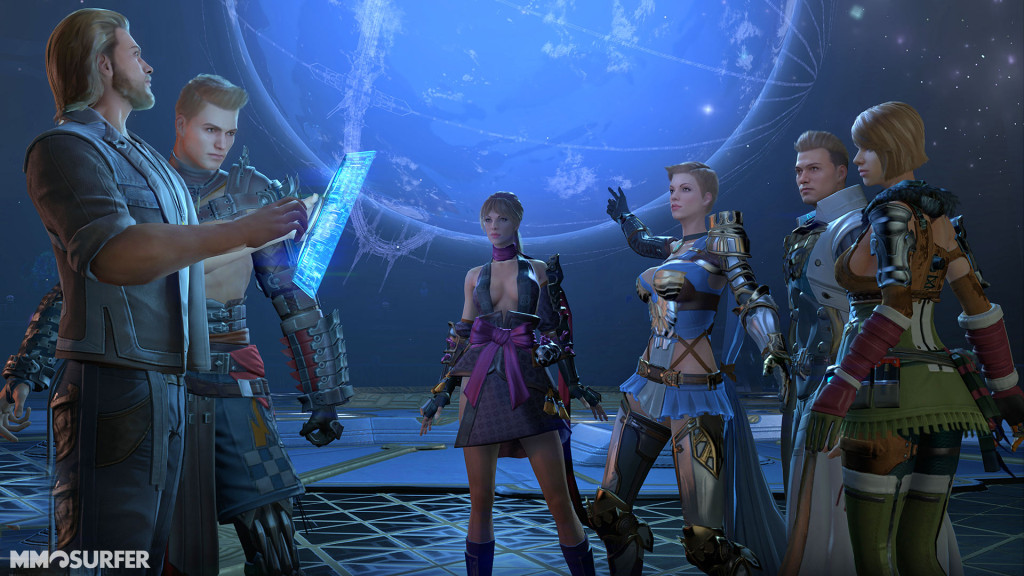Skyforge (MMO Game)