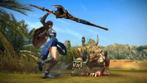 Bilder zum Free2Play MMORPG