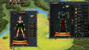 Therian Saga das Onlinespiel