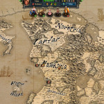 Therian Saga Karte