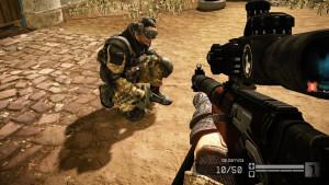 Warface Gutscheincode für Elite-Waffen