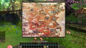 Die Weltkarte (Wuyi)